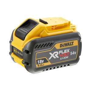 DCB547 18/54 V 9.0 Ah XR FLEXVOLT akkumulátor termék fő termékképe