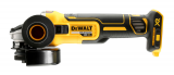 Dewalt DCG405N szénkefe nélküli akkus sarokcsiszoló (akku és töltő nélkül)