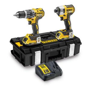DCK266D2 akkus gépcsomag termék fő termékképe