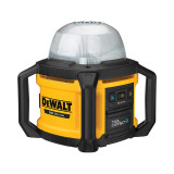 Dewalt DCL074 Tool Connect LED terület megvilágító lámpa (akku és töltő nélkül)