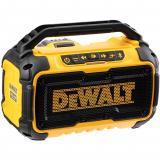 Dewalt DCR011 akkus Bluetooth hangszóró (akku és töltő nélkül)