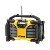 DCR017 akkus rádió (akku és töltő nélkül)