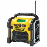 Dewalt DCR019 akkus rádió (akku és töltő nélkül)