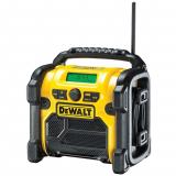 Dewalt DCR020 akkus rádió (akku és töltő nélkül)