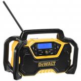 Dewalt DCR029 XR Compact akkus rádió (akku és töltő nélkül)
