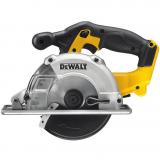 Dewalt DCS373N akkus fémvágó körfűrész (akku és töltő nélkül)