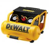 Dewalt DPC10RC kompresszor két kivezetéssel, 10 l