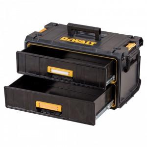 Dewalt DWST1-80123 TOUGHSYSTEM® kétfiókos modul termék fő termékképe