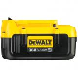 Dewalt DCB360 36 V 4.0 Ah Li-ion akkumulátor töltöttségszintjelzővel