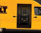 TOUGHSYSTEM™ tárolórendszer haszongépjárműbe