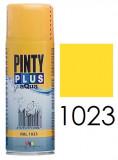 Pinty Plus AQUA vízbázisú festék spray, RAL 1023, 400 ml