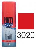Pinty Plus AQUA vízbázisú festék spray, RAL 3020, 400 ml