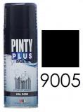 Pinty Plus AQUA vízbázisú festék spray, RAL 9005, 400 ml