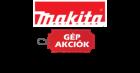 Makita egyedi akció (készlet erejéig)