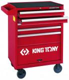 King Tony Szerszámos kocsi 5 fiókos 87432-5B