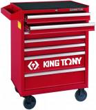 King Tony Szerszámos kocsi 7 fiókos 87434-7B