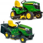 John Deere fűnyíró traktorok