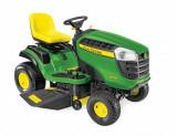 X126 fűnyíró traktor