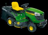 X155R fűnyíró traktor
