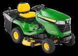 X350R fűnyíró traktor