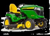 X590 fűnyíró traktor